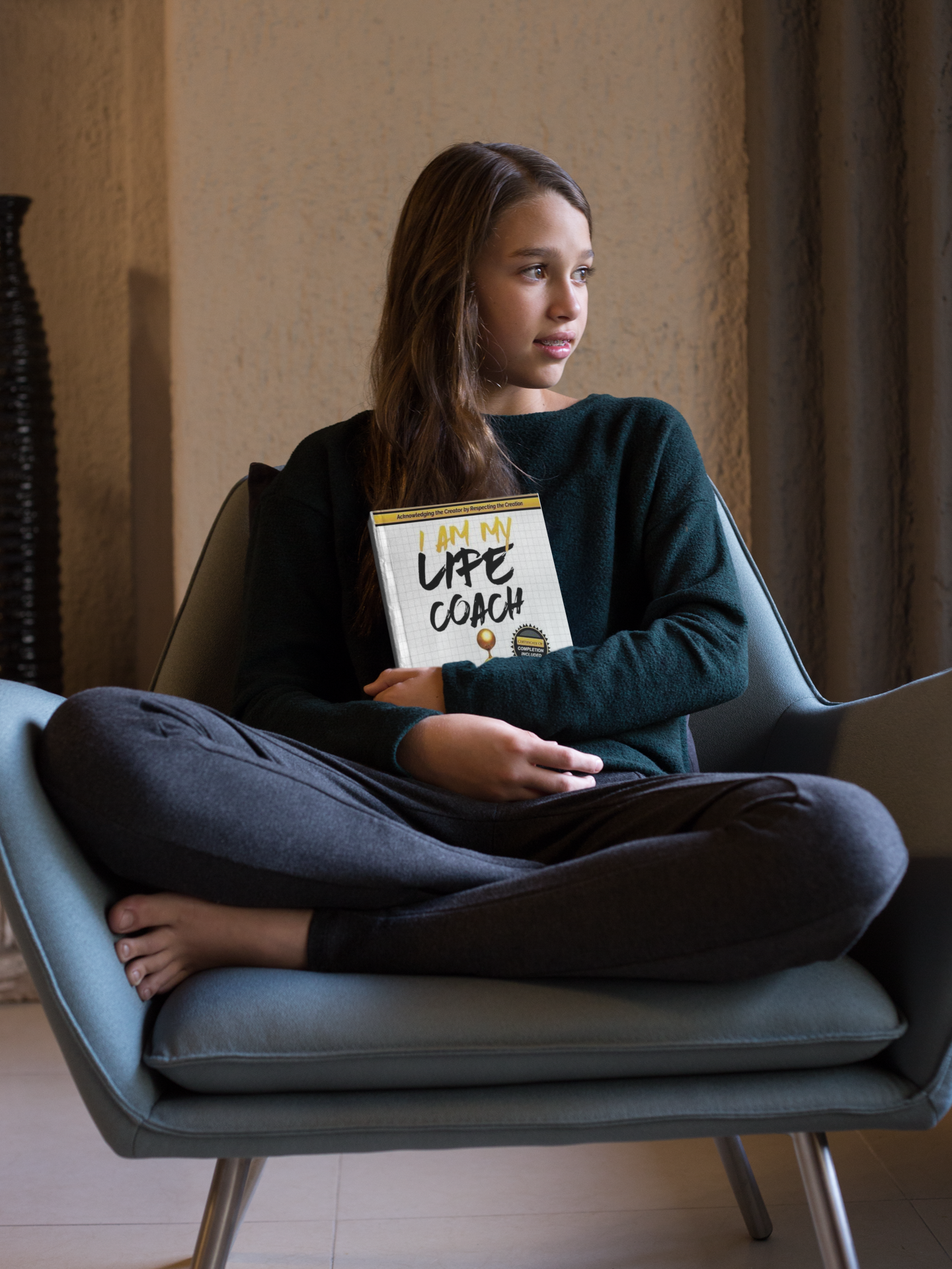Holding Book – Mental Health – I Am My Life Coach