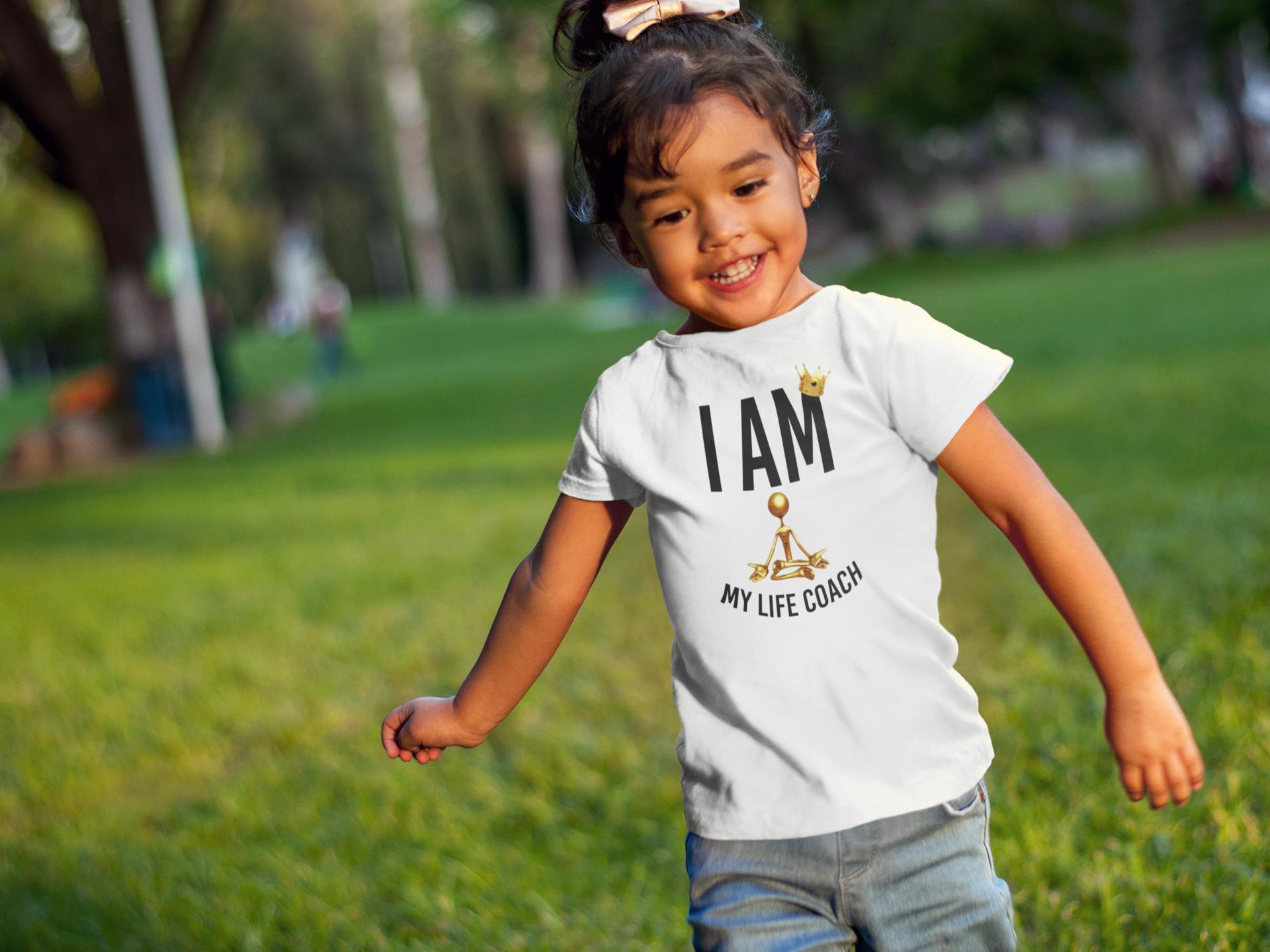 Little Girl – Mental Health – I Am My Life Coach