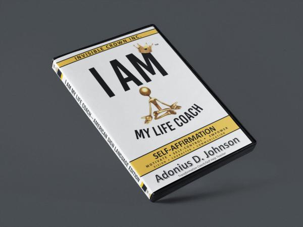 ASL DVD - Mental Health - I Am My Life Coach
