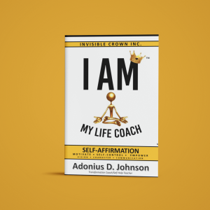 Book Mockup - Mental Health - I Am My Life Coach