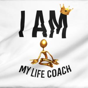 WHITE FLAG - Mental Health - I Am My Life Coach